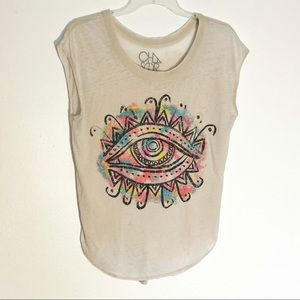 Chaser Graphic Muscle Tee XS